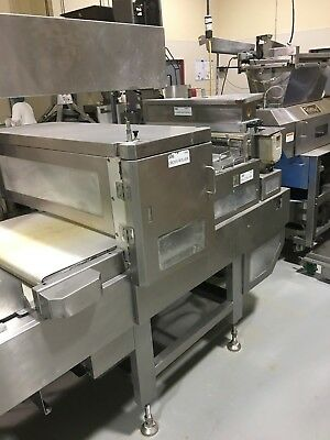Rheon Stress Free Dough Feeder / Sheeting Make-up Conveyor