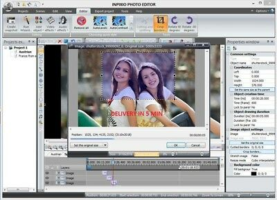 InPixio Photo Editor Home Latest 2018 Registered Delivery in 5 min