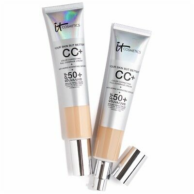 IT COSMETICS | Your Skin But Better CC Cream with SPF Foundation CHOOSE SHADE