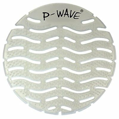 AUK BC163-HS P-Wave Urinal Screen, Honeysuckle Pack of 10