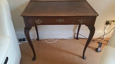 Small Antique Server Table