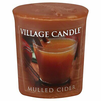 Vc Votive Mulledcidr,Size EA,Pack of 24,by Village Candle