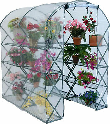 Harvesthouse Pro Greenhouse Flowerhouse Part FHXUPR, 80 X 56 X 70 , Our New X-Up