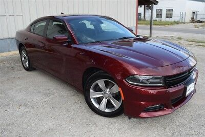 Dodge Charger SXT Plus 2018 Dodge Charger SXT Plus 3.6L V6 24V Automatic Rear-wheel Drive Sedan
