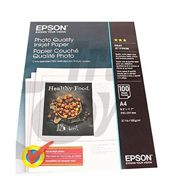 Epson Photo Quality Ink Jet A4 paper