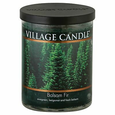 Vc Cndl Jar Decor Balsam Fir,Size 18Z,Pack of 3, Vc Cndl Jar Decor Balsam Fir 18