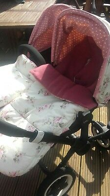 Bugaboo custom made footmuff