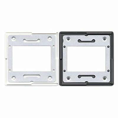 Gepe 7013 24x36mm Glassless Slide Mount with Metal Mask in Both Halves Pack of