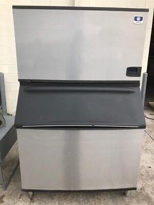 USED Manitowoc  IY1494N Cuber with B970 Bin and JC1395 Condensor