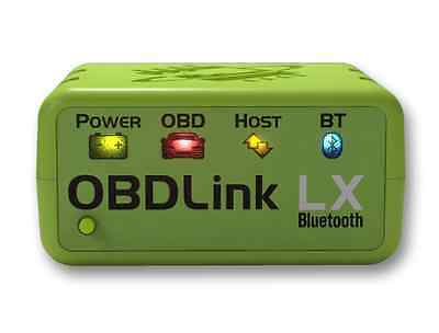 OBDLink LX - FREE 2-DAY PRIORITY SHIPPING - Bluetooth OBD2 ii module,  Scan Tool