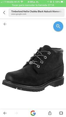 047d05fd7813 Women s Shoe Timberland 6 Inch Premium Waterproof Lace Up Boots Black 8658A  New