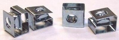 Set of 12 M6-M10 G-type Cage Nuts (unknown manufacture)