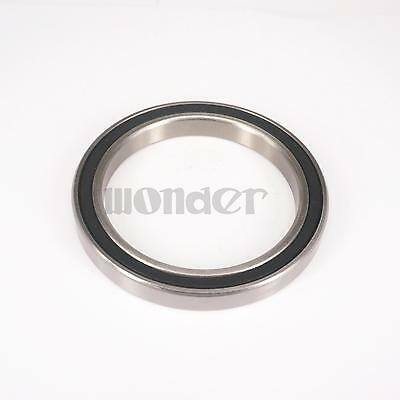 6816-2RS 80x100x10mm ABEC1 Thin-wall Shielded Deep Groove Ball Bearing