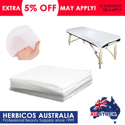 Disposable Bed Sheet Salon Bed Sheets Cover Massage Table Pads Cover Non Woven
