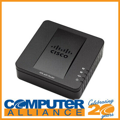 Cisco SPA112 2 Port VoIP Phone Adapter