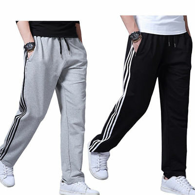 L-5XL Herren Sweatpants Jogginghose Trainingshose Fitness Gym Training Hosen