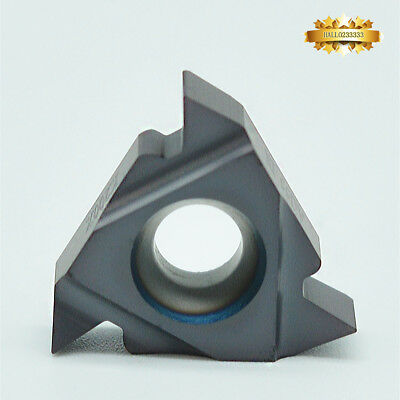 10* 16IR AG55 AMX35 Carbide Insert For Threading Turning Tool Boring BAR CNC