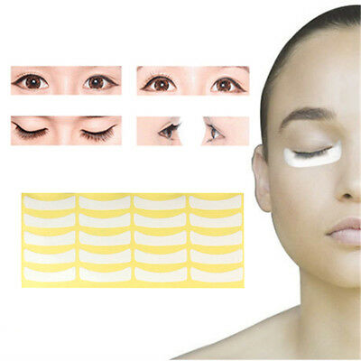 100 Pairs of Eyelash Lash Extension Tinting Under Eye Lint Free Pads Patches