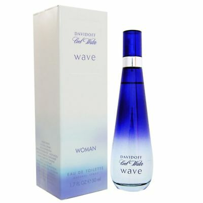 Davidoff Cool Water Wave for Woman - Women 50 ml Eau de Toilette EDT