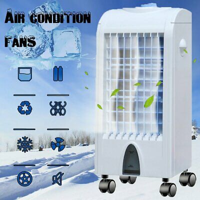 Air Conditioner Air Conditioning Fan Humidifier Cooler Cooling System Portable