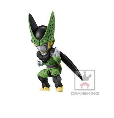 Dragon Ball Super Perfect Cell Wcf Mystery Blind Series 4 Banpresto New Nueva