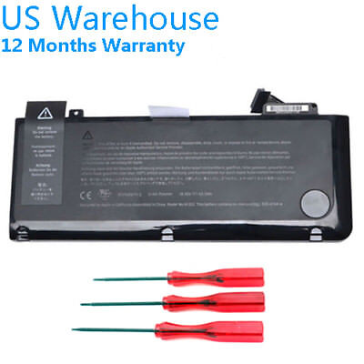 "Genuine OEM A1322 Battery for Apple Macbook Pro 13""A1278 Mid 2012 2010 2009 2011"