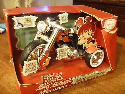Bratz Big Babyz Motor-Bike Rock Angelz by MGA NIB