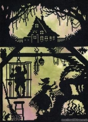 Bothy Threads Fairy Tales Hansel And Gretel Cross Stitch Kit Xft3  Free Delivery