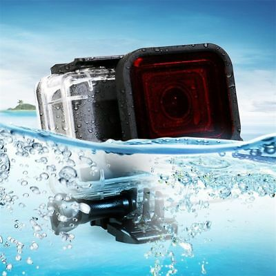 Waterproof Housing Case With Diving Filter Lens Cover For GoPro Hero 6 5 Camera