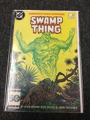 Swamp Thing 37 1St John Constantine Great Condition