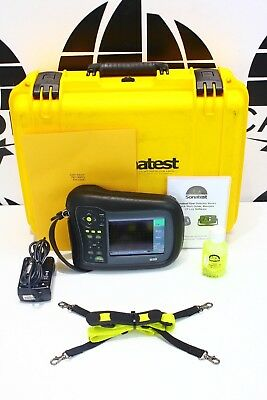 Sonatest Masterscan D-70 Ultrasonic Flaw Detector Loaded w/ options! Calibrated!