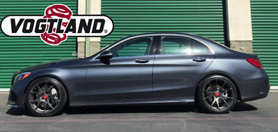 H/&R Sport Lowering Springs for 2015-2019 Mercedes W205 C300 Sedan and Coupe