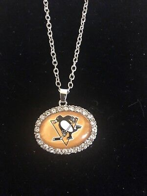 Hockey Necklaces, Ottawa, , Pittsburgh, Boston, Tampa Bay, New Jersey, Canadians