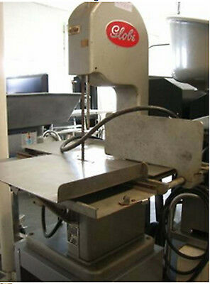 Globe Commercial Meat Butcher Band Saw good for Deer Beef Pork