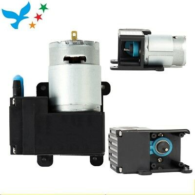 DC 12V 24V -70kpa Mini Vacuum Pump Negative Pressure Suction Micro-pump 8L/min
