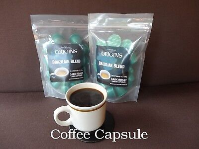 Nespresso Coffee Capsules pods compatible