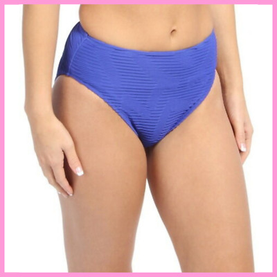 NEW! PROFILE BY GOTTEX SWIM BOTTOMS Blue [SIZE 8] #948