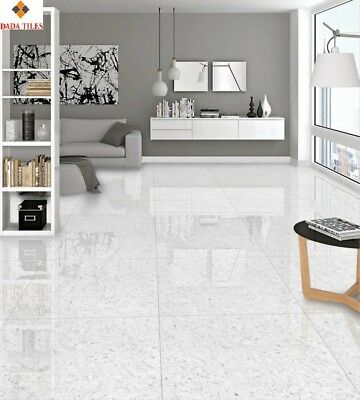 Crystal Marble 600x600 mm Floor Porcelain Tiles Just $18 Per SQM At Dada Tiles