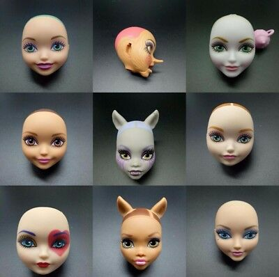 Monster Doll head a Perfect genuine accessories DIY Makeup BJD dolls very good