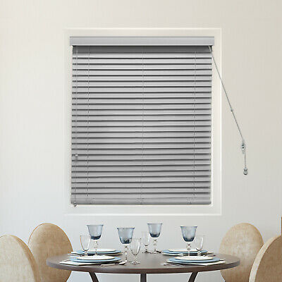 Indoor Outdoor Window Blinds Bamboo Sun Shade Quarter Inch Roll Up Patio New