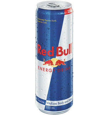 Red Bull Cans 355ml x 24