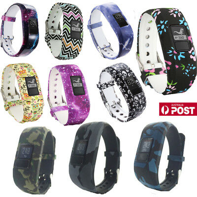 Replacement Band For GARMIN Vivofit JR Junior 2 Kids Fitness Wristband Tracker D