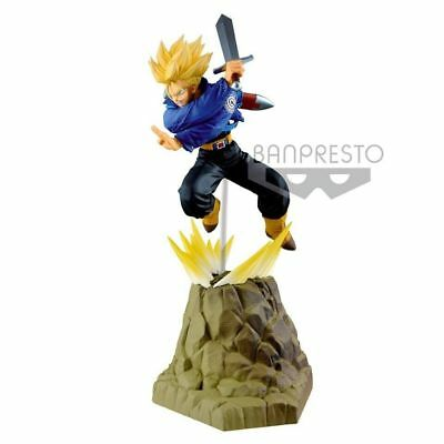Dragon Ball Z Future Trunks Ss Absolute Perfection Banpresto New