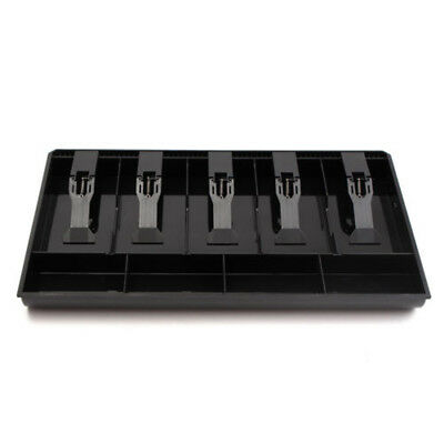 1pc Money Cash Coin Register Insert Tray Replacement Cashier Drawer Storage Box