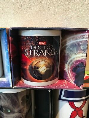 Marvel doctor strange collectors mug