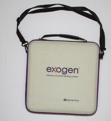 Exogen 4000+ Ultrasound Bone Healing System Smith Barney Accessories Strap More