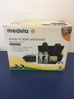 New Medela Pump In Style Advanced Double Breast Pump