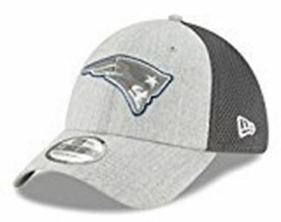 029d6808cda65d New England Patriots New Era Heathered Neo Pop 39THIRTY Flex Hat – Gray  (Medium/
