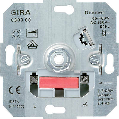 GIRA UP Dimmereinsatz 400W 030000