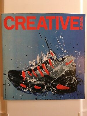Creative Review Magazine November 2003 - HOT DIRECTORS - WIPEOUT FUSION